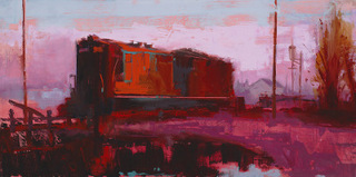 Red Train, William Wray