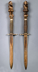 Twin Daggers, Stephen Paul Day