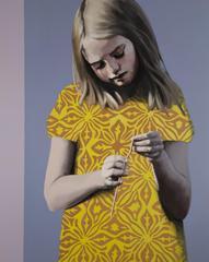 Girl in Yellow, Claerwen James