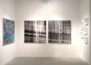 Black & White Diptych, Miriam Cabessa