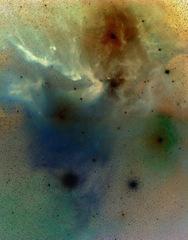 Clouds (Darkroom Experiment #1), Siri Kaur