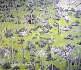 The Saguaros, Cornelia Jensen