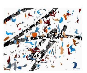 L\'écriture folle (SP9) , Antoine Gamard