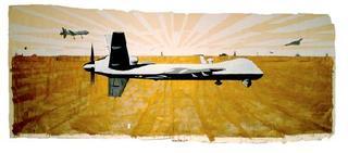 Private Drone, Glexis Novoa