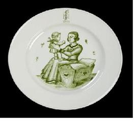 Plate, NSV ,