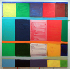 Untitled, Stanley Whitney