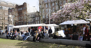 International Artists of all disciplines, Rembrandt Art Market,