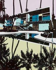 Pentimento (mums home & Pool), PAUL DAVIES