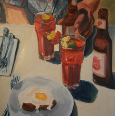 Sketches of a Brunch, Tiffany Stronsky