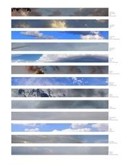 Shared Skies, Kim Abeles