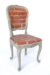 Conversational Construct (brick), Danielle Giudici Wallis