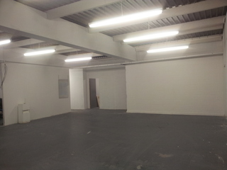 , exhibition space