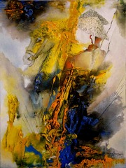 20130316175307-lieu_scaecrow_and_horse_acrylic_on_canvas__80cm_x_60cm_