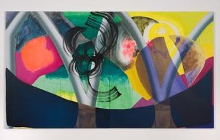 """""""Untitled Painting #2"""" , Monique van Genderen"""
