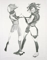 Dancing #1, Nicola Tyson