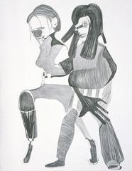 Dancing#3, Nicola Tyson