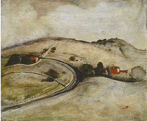 The road to Berry , Lloyd Rees