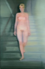 Ema - Nude on a Staircase , Gerhard Richter