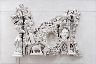 """""""Le Chateau de Gilles de Rais"""" , Niki de Saint Phalle"""