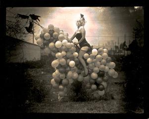 The Balloon Horse, Michael Garlington