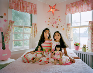 Maya and Leela, North Port, NY , Ilona Szwarc