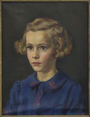 Johannes Franken, Portrait of Eliza,
