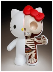 Hello Kitty Dissected, Jason Freeny