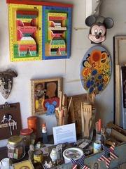 Jose Ramon Lerma\'s Studio with Construction, Jose Ramon Lerma