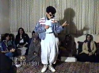Tehran Dance, Takin Aghdashloo
