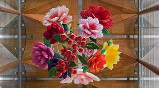 Flower Chandelier, Choi Jeong Hwa