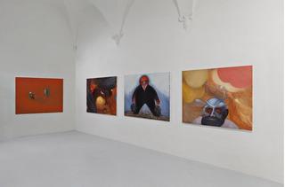 Installation View, Nedko Solakov