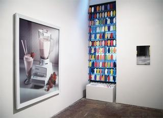 Installation view, (left to right) Lewis Stein, David Baskin, Katarina Elven, Lewis Stein, David Baskin, Katarina Elven