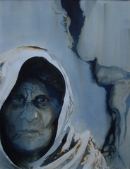 OLD WOMAN, Tania Beaumont