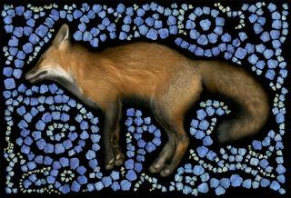 Fox Maze, Portia Munson
