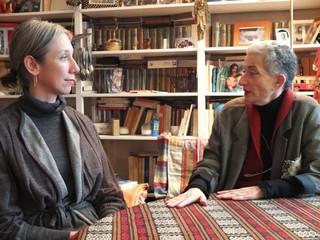 Alexandra Grant and Hélène Cixous, Alexandra Grant