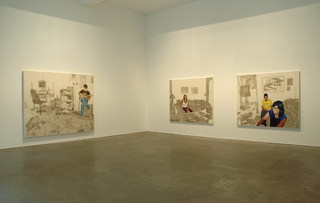 (installation view), Allison Cortson