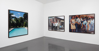 Installation view, Dan Rees
