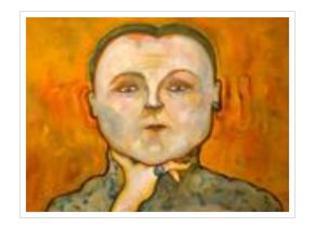 Self Portrait #161, Linda Kramer