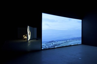 Sharpening Fantasy, 2012 Installation shot,Douglas Gordon