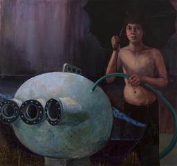 Bathosphere, Alexandra Wiesenfeld