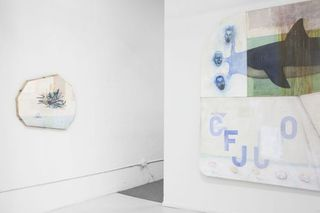 Installation view, David Lloyd