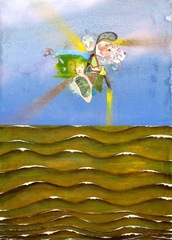 Time Machine, David Lloyd