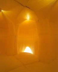 The house (interior), Ernesto Neto