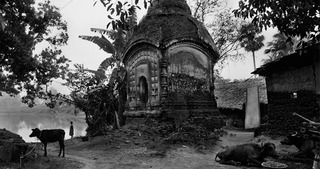 A Village in Bengal by Chirodeep Chaudhuri at Project 88,