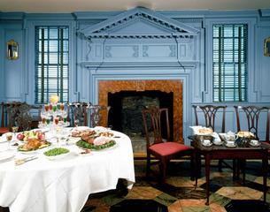 Hall, The Cupola House,