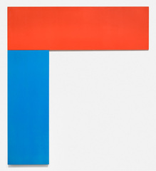 Chatham VI: Red Blue, Ellsworth Kelly