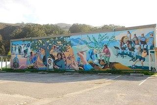 , Sanchez Mural