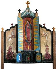 N.S. de Guadalupe Altar,