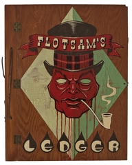 Flotsam\'s Ledger (WT) , Mike Shine