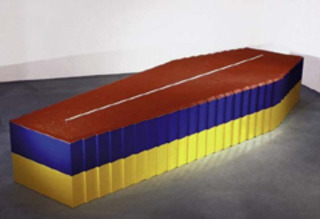 Lego Coffin (Homage to the children of the Drug War), Fernando Arias
